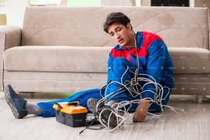 wiring electrical repair for professionals
