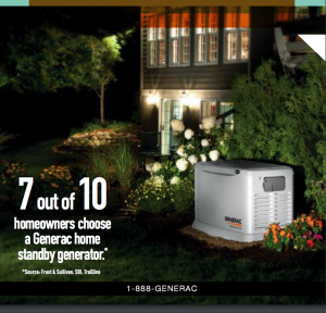 generac generators for homeowners
