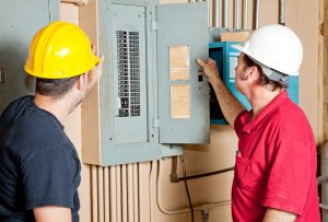 electrical upgrades update electrical panel