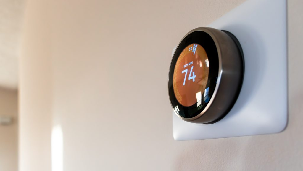 smart thermostat for commercial buildings